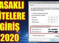 DNS Ayarları 2020